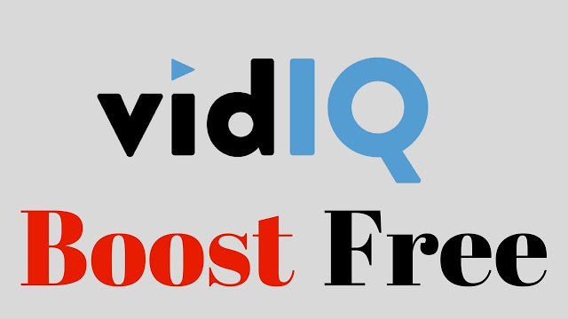 vidiq boost free