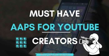Top 10 Best Apps For YouTubers Android 2021   (Noob 2 Pro)