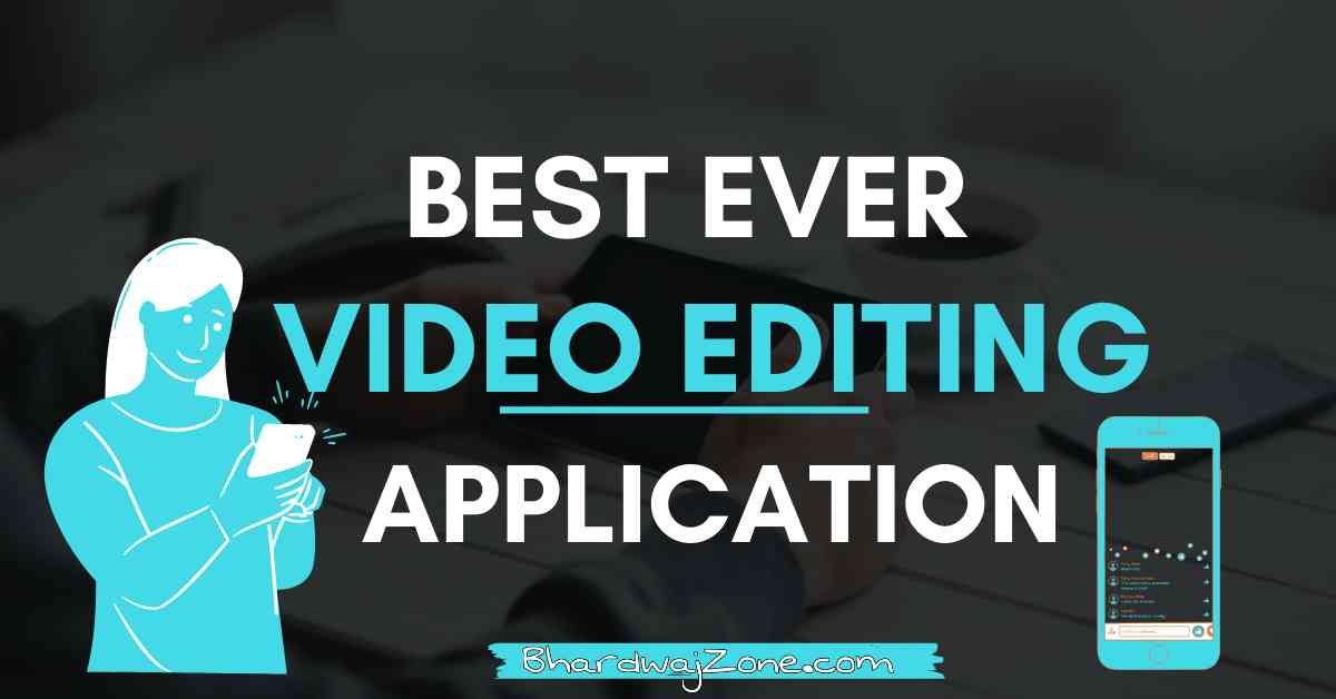 BEST VIDEO EDITING APP FOR YOUTUBE BEGINNERS