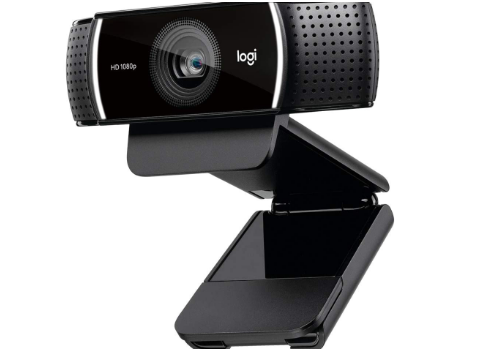 Logitech affordable webcam for live streaming