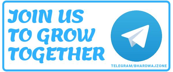 Join us Telegram