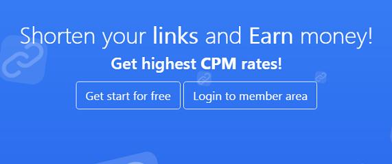 Highest Paying URL shortener in India