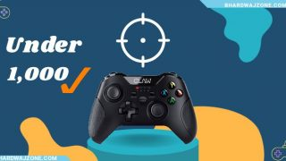 Top 5 Best Gamepad For Pc Under 1000 (August 2021)