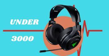 Top 5 Best Gaming Headphones Under 3000 [PC/Mobile] 2021