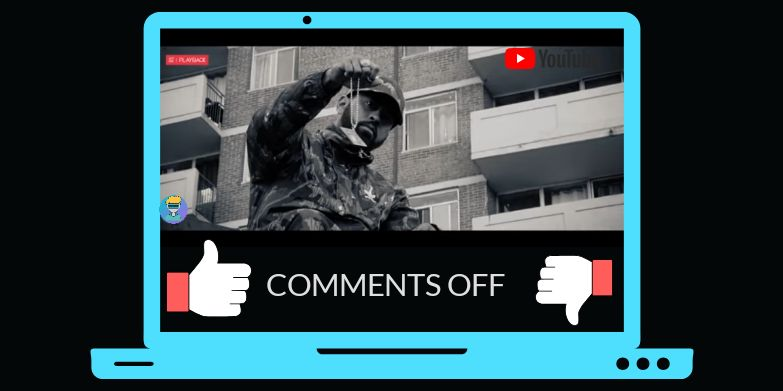 How to Hide Like Dislike & Comments on YouTube Videos