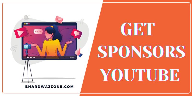 Get Sponsorship For YouTube