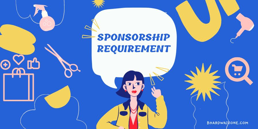 youtube sponsorship requirements