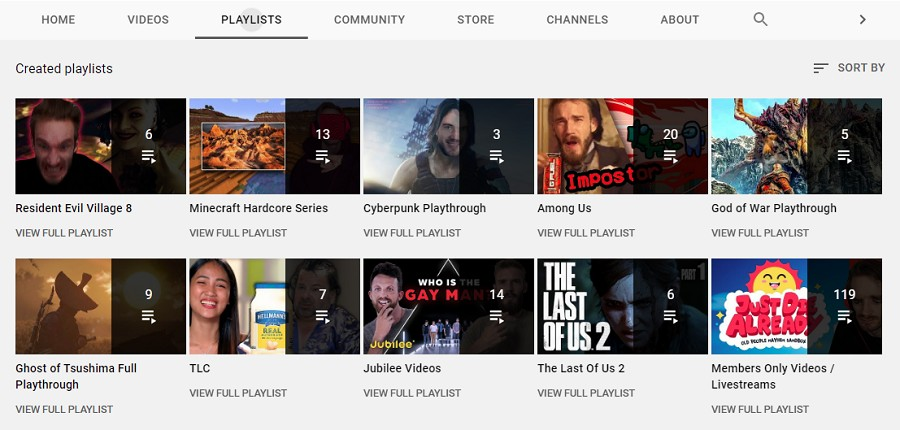 Add Playlist Make Your YouTube Channel Look Professional