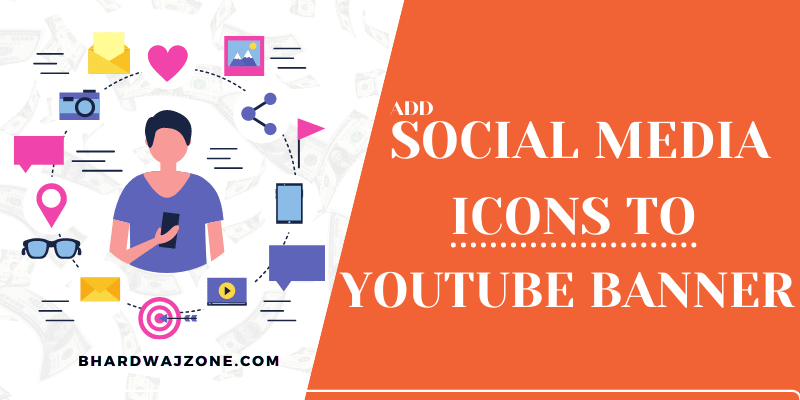 Add Social Media Links to Youtube Channel